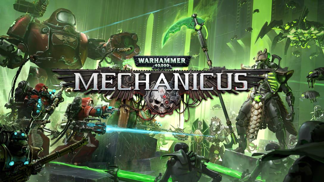 战锤40K:机械神教(Warhammer 40,000: Mechanicus)插图5