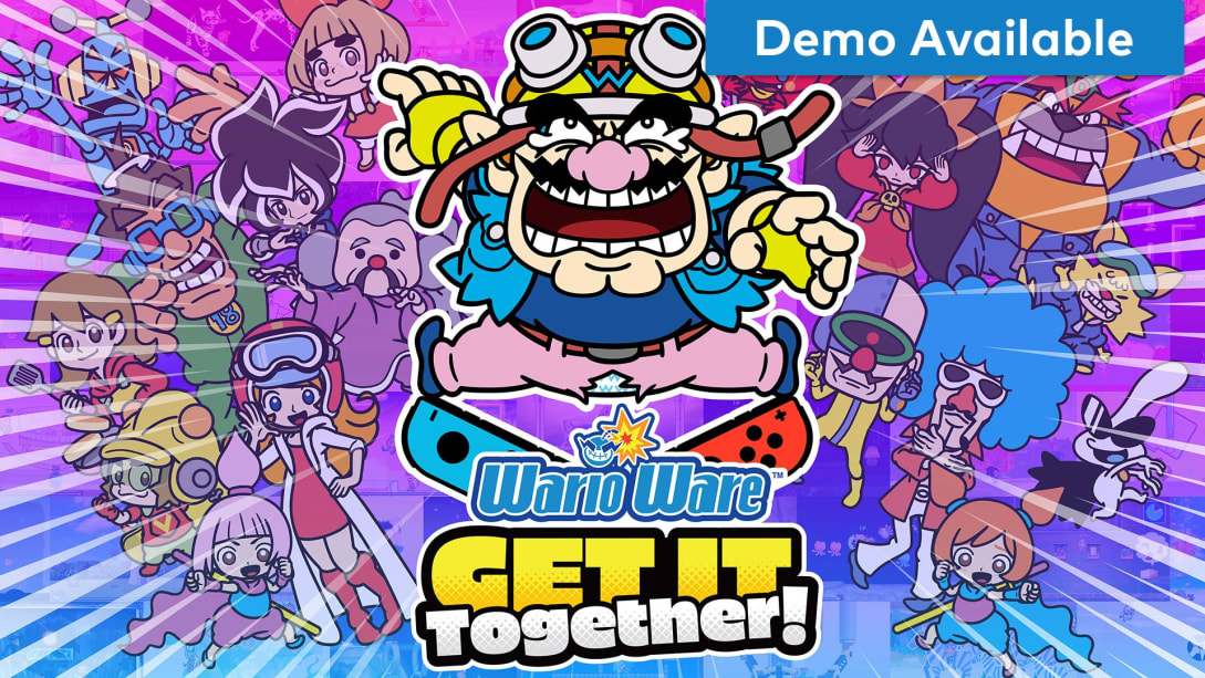 WarioWare™: Get It Together! for Nintendo Switch - Nintendo Game Details