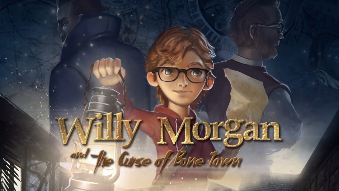 摩根奇遇记之诅咒小镇(Willy Morgan)插图5
