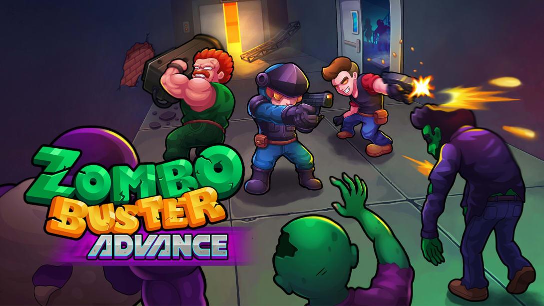 丧尸克星:进阶版(Zombo Buster Advance)插图5