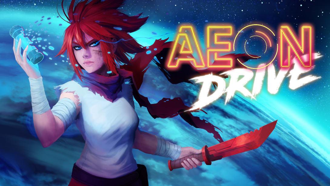 Revisión: Aeon Drive, un juego donde tu mayor enemigo es el tiempo