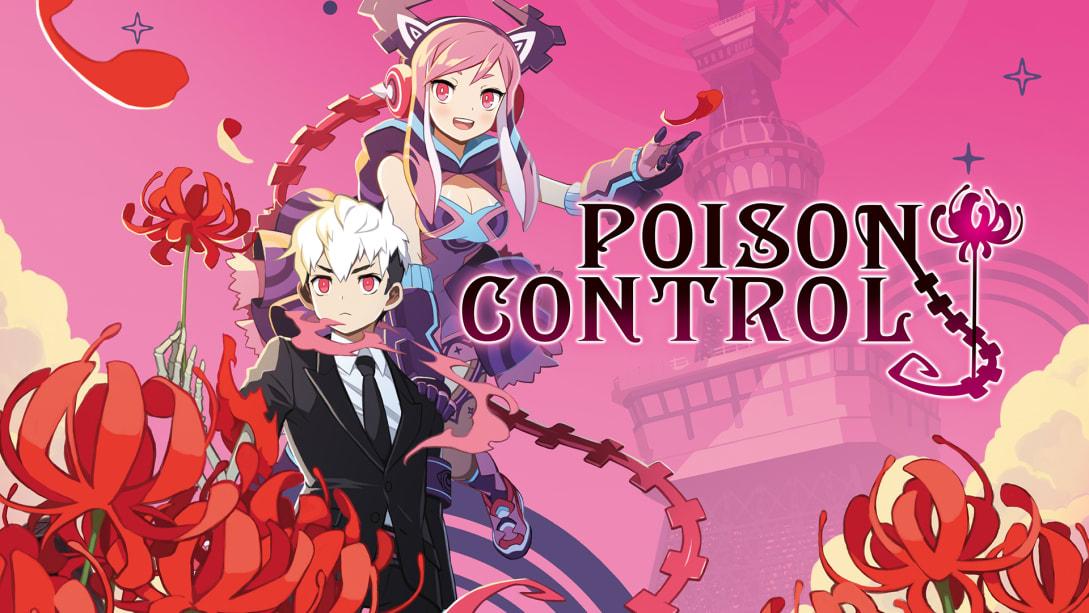 Poison Control para o console Nintendo Switch - Detalhes de jogos da  Nintendo
