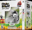 Chbi-Robo! Zip Lash Bundle