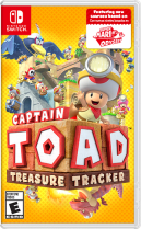 Captain Toad: Treasure Tracker for Nintendo Switch
