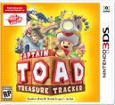 Captain Toad: Treasure Tracker for Nintendo 3DS
