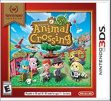 Animal Crossing: New Leaf Boxart