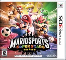 Mario Sports Superstars Boxart