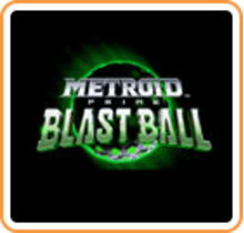 Metroid Prime: Federation Force Blast Ball Demo Boxart