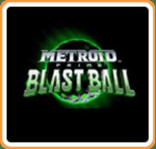 Metroid Prime: Federation Force Blast Ball Demo Boxart
