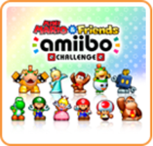 Mini Mario & Friends: amiibo Challenge Boxart