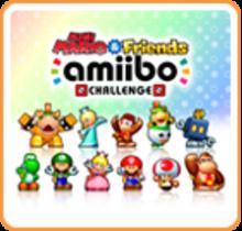 Mini Mario & Friends: amiibo Challenge Boxart