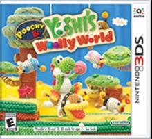 Poochy & Yoshi's Woolly World Boxart