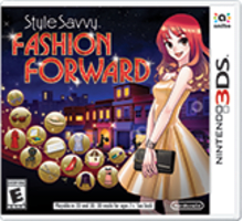 Style Savvy: Fashion Forward Boxart