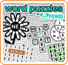 Word Puzzles by POWGI Boxart