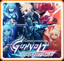 Azure Striker GUNVOLT: STRIKER PACK Boxart