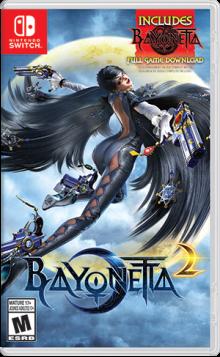 Bayonetta™ 2 Boxart
