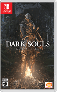 DARK SOULS™: REMASTERED Boxart