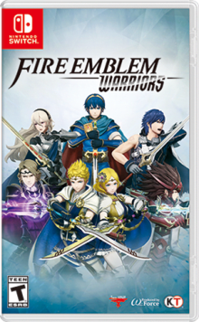 Fire Emblem Warriors  Boxart