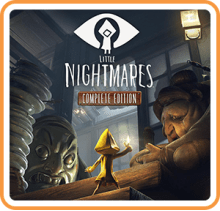 Little Nightmares Complete Edition Boxart