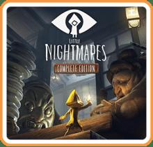 Little Nightmares Complete Edition Boxart