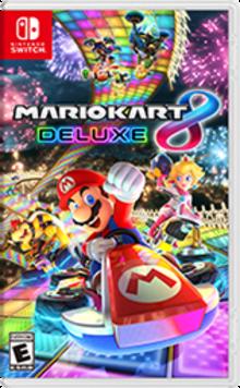 Mario Kart™ 8 Deluxe Boxart