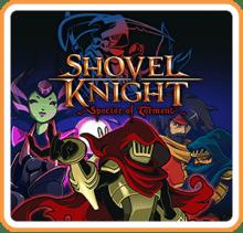 Shovel Knight: Specter of Torment Boxart