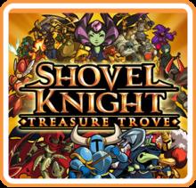 Shovel Knight: Treasure Trove Boxart