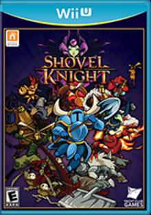 Shovel Knight Boxart