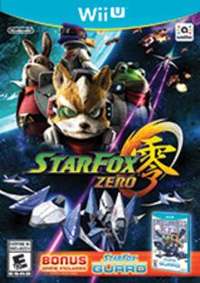 Star Fox Zero Boxart