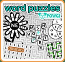 Word Puzzles by POWGI Boxart
