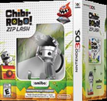 Chibi-Robo! Zip Lash Bundle Boxart