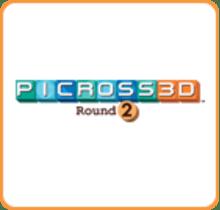 Picross 3D Round 2 Boxart