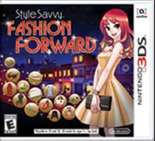 Style Savvy: Fashion Forward Boxart