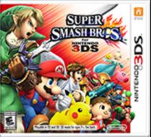 Super Smash Bros. Boxart