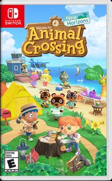 Animal Crossing™: New Horizons Boxart