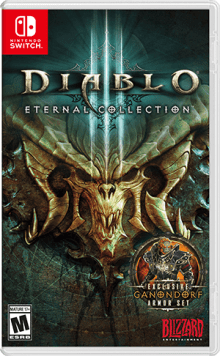 Diablo III: Eternal Collection Boxart