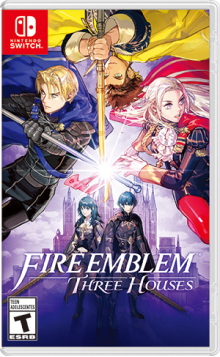 Fire Emblem™: Three Houses Boxart