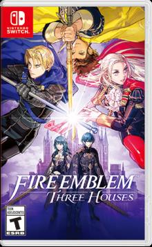 Fire Emblem™: Three Houses Boxart