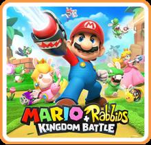 Mario + Rabbids Kingdom Battle Gold Edition Boxart