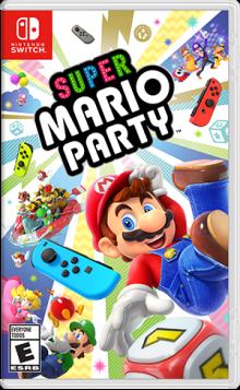 Super Mario Party™  Boxart