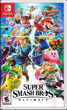Super Smash Bros.™ Ultimate Boxart