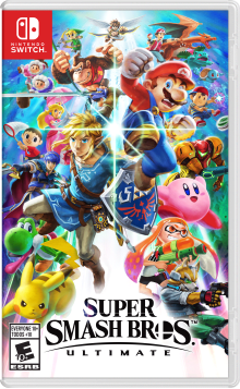 Super Smash Bros.™ Ultimate Boxart