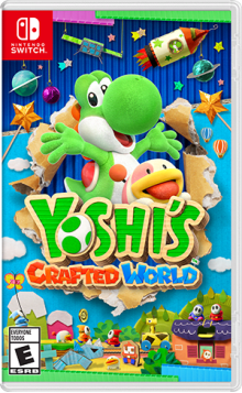 Yoshi's Crafted World™ Boxart