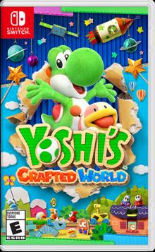 Yoshi's Crafted World™ Boxart