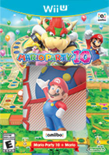 Mario Party 10 Bundle Boxart