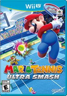Mario Tennis: Ultra Smash Boxart