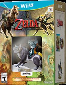 The Legend of Zelda: Twilight Princess HD Boxart