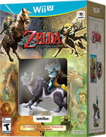 The Legend of Zelda: Twilight Princess HD Boxart