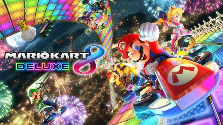 Gameplay 8 mario kart Nintendo Support: