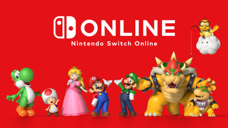 Nintendo Switch Online Nintendo Switch Official Site Online Gaming Multiplayer Voice Chat
